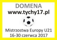 domena TYCHY17.PL na Mistrzostwa Europy U21