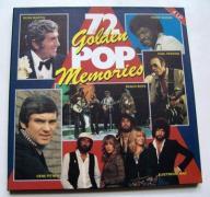 4 x LP 72 GOLDEN POP MEMORIES Box