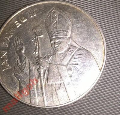 Moneta 10000 Zl Jan Pawel Ii 1987 R 6611876744 Oficjalne Archiwum Allegro