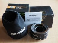 Pierścienie macro Olympus Panasonic MFT z AF m4/3