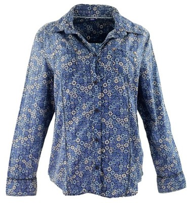 mN1282 CECIL modna wzorzysta koszula 50