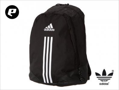 kupić super jakość buty jesienne Czarny plecak Adidas Bp 3S 916 do szkoły
