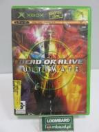 XBOX DEAD OR ALIVE ULTIMATE