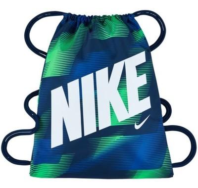 fantastyczne oszczędności różne style rozsądna cena Worek gimnastyczny NIKE na buty W-F na plecy NEW ...