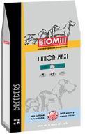 Biomill Maxi Junior 20 kg - opakowanie hodowlane