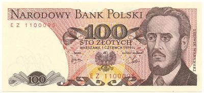 258. 100 zł 1979 - EZ - st.1