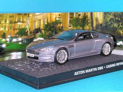 Bond Aston Martin Dbs V12 1 43 Casino Royale 5858986089 Oficjalne Archiwum Allegro