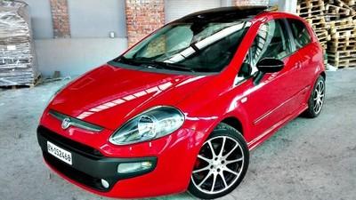 Piekny Fiat Punto Evo Sport 1 4t 135hp Zamiana 6715094365 Oficjalne Archiwum Allegro