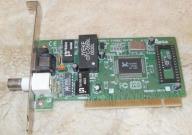 KARTA SIECIOWA GENIUS K0238011 RJ45 / BNC PCI