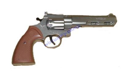 Pistolet REWOLWER na kapiszony + GRATIS Kapiszony