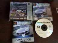 NEED FOR SPEED PORSCHE 2000 PSX CD 5/6 3xA