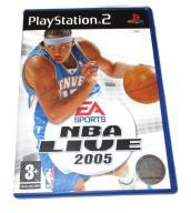 Gra PS2 NBA Live 2005 Playstation 2