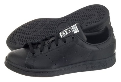 Buty Damskie adidas Stan Smith J M20604 Czarne 6611230702