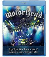Motorhead [Blu-ray] The World Is Ours: Vol. 2 /NEW