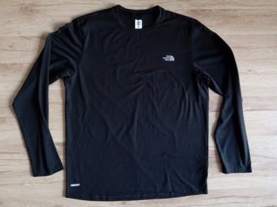 The North Face longsleeve koszulka z długim rękawe