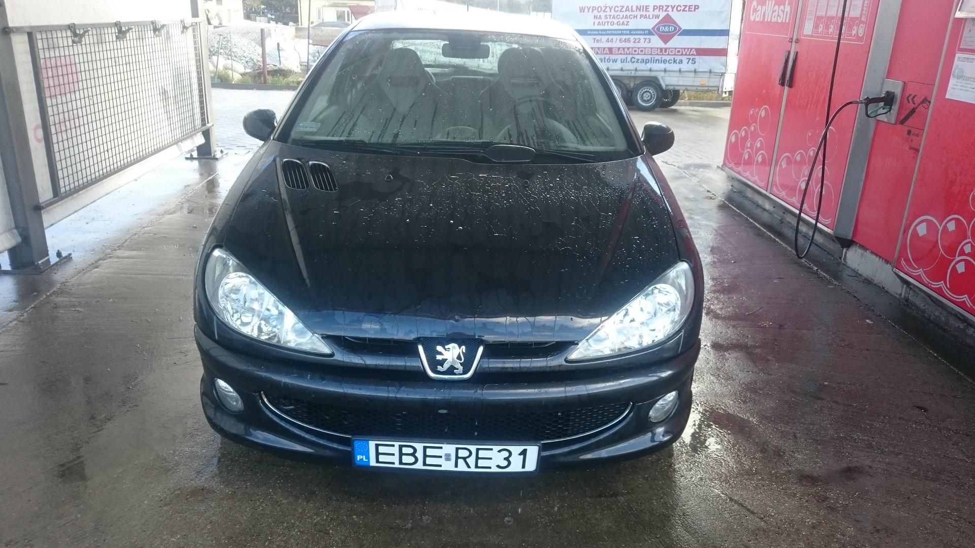 Peugeot 206 Rc Gti 177km 2005r B G 7036143996 Oficjalne Archiwum Allegro