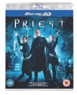 Priest Blu-ray 3D [2011] [Region Free]