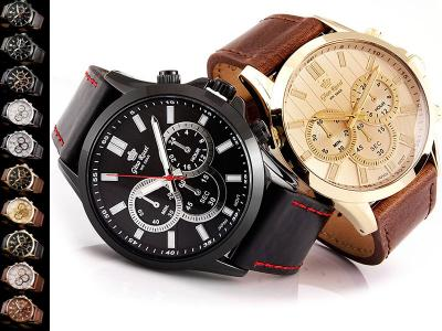 Zegarek męski GINO ROSSI ENDURO zegarki 10 kolorów