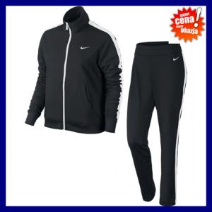 NIKE DRES POLYKNIT TRACKSUIT 683662 010 r.L NEW