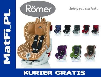Fotelik Romer King Plus II LS 9-18 kg  + 2 xGratis