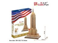 PUZZLE 3D Empire State Building  CUBICFUN MC048H