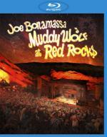 BONAMASSA JOE Muddy Wolf At Red Rocks BLU-RAY