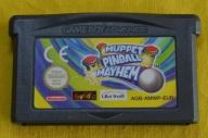 MUPPET PINBALL MAYHEM GAME BOY ADVANCE GBA