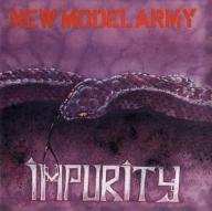 NEW MODEL ARMY - impurity 1990 _CD