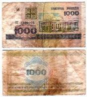 Białoruś, 1000 Rubli 1998, P. 16