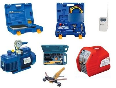 Zestaw narzędzi, narzędzia do klimatyzacji FULL