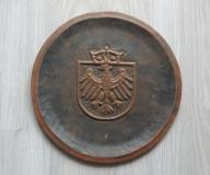 Stary talerz Morska Stocznia Remontowa 1979r