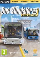 Bus Simulator 2016 Gold Edition (PC DVD)