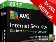 AVG Internet Security 3PC/1rok Automat Antywirus