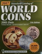 KATALOG WORLD COINS XXI WIEK KRAUSE 2017 WYPRZEDAŻ