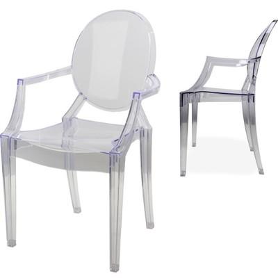 Krzesło Plastikowe Fotel Loretta Do Kuchni Salonu