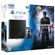 PLAYSTATION 4 1TB UNCHARTED 4 CUH-1216B GW.12 NOWA