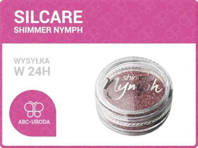 Pyłek Shimmer Nymph Pink efekt syrenki Wysyłka 24h