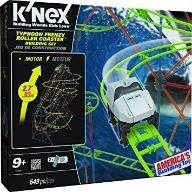 Klocki Konstrukcyjne Knex Roller Coaster Typhoon