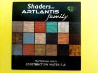 ARTLANTIS Shaders - Construction Materials CD Dysk