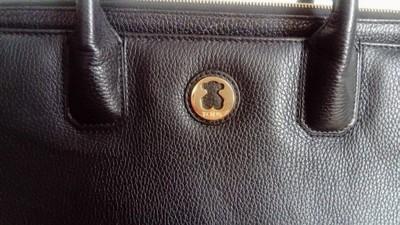 7a0574dbb546d Klasycza czarna torebka Tous w super cenie! - 6781926887 - oficjalne ...