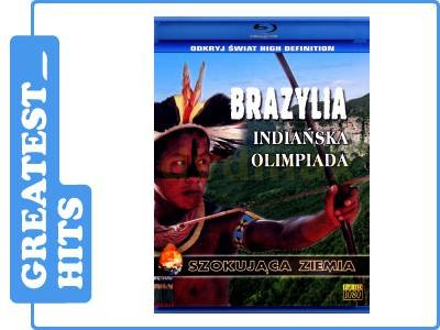 SZOKUJĄCA ZIEMIA: BRAZYLIA (BLU-RAY)