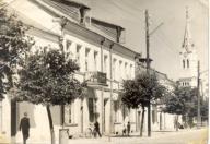 GRAJEWO - MIASTO + KOŚCIÓŁ i ROWER - 1965R