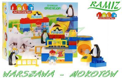 Klocki Jdlt 32 Elementy Mini Zoo Warszawa 5086 4025949604