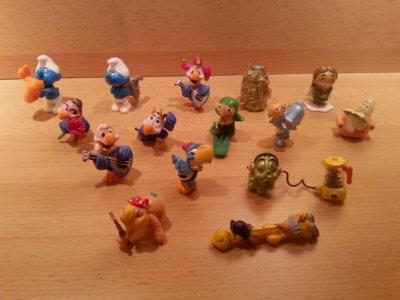 Zabawki Z Kinder Niespodzianki Zestaw 15szt 6631595361 Oficjalne Archiwum Allegro