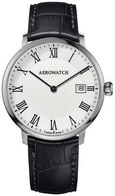 PROMO! Aerowatch Heritage Slim Quartz 21976 AA07