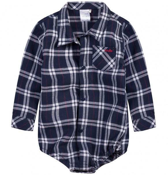 ENDO Koszula body dla niemowlaka (r.80) 7009894887  HkGZ3