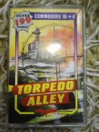 Gra Commodore C64 C16 plus4 Torpedo Alley Idealna
