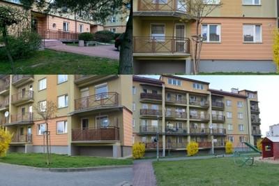 Mieszkanie dwupokojowe Radom, Gołębiów II