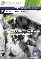 XBOX 360_TOM SPLINTER CELL BLACKLIST PL_ŁÓDŹ