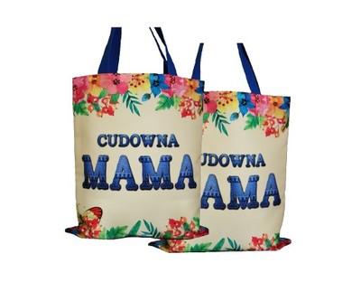 f1d59b8babb0d Dwustronna torba prezent na DZIEŃ MATKI dla mamy - 6798562195 ...